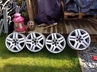"vw golf mk4 alloy wheels, 16"" Montreal"