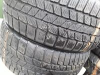 Part worn tyres / winter tyres sets & pairs cheap prices / 07961201205