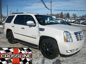 2010 Cadillac Escalade | Custom Rims | Heated/AC Leather | Navig