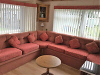 Luxury caravan to hire, let, rent with central heating and double glazed near Skegness & Ingoldmells