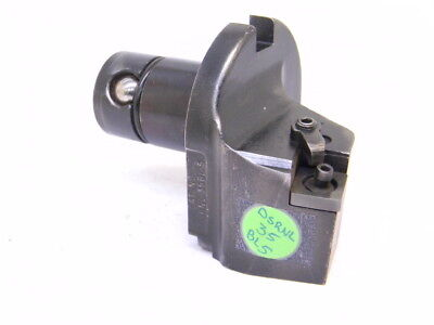 Used Kennametal Turning Tool Holder With Ball Lock Shank Dsrnl-35-bl5 Snmg 543
