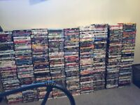 600+ DVD Collection. All Originals, Horrors, Comedies, TV etc