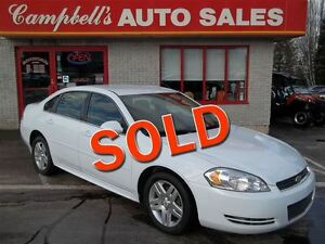 2011 Chevrolet Impala LT AIR!! CRUISE!! ALLOYS!! CLIMATE CONTROL