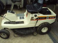 Yard-Man ride on mower - lawnmower