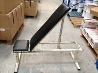 Commercial Adjustable gym bench