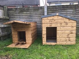 Large and Extra Large Dog Kennel/Dog House £100 Each