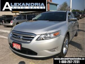 2010 Ford Taurus SHO/AWD/NAVI/ROOF/LEATHER/safery includes