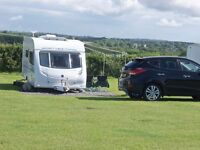 Ace Touring Caravan Award Brightstar- 2009- Ready to go with lots of extras