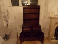 Sideboard with Dresser Top