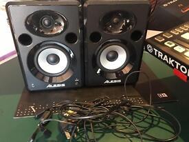Alesis Elevate 5 Speakers
