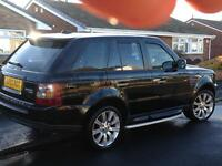 Range rover sport, range rover , Bmw , Audi , Mercedes