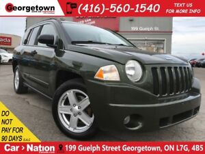 2008 Jeep Compass Sport/North | 4X4 | POWER OPTIONS | AUX