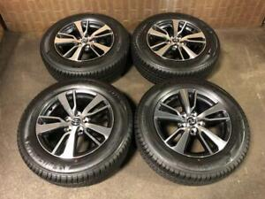 TOYOTA RAV4 17 INCH OEM MAGS 225/65R17 WITH SUMMER MICHELIN TIRES FOR SALE  WHEELS 2013 2014 2015 2016 2017 2018