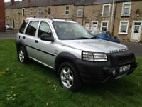 2003 Land Rover freelander td4 112k full leather £995 drives superb