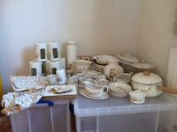 A lovely selection of Harvest tableware.
