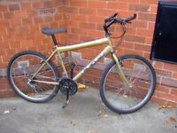 MOUNTAIN BIKE ROAD TOWN MANCHESTER STUDENT