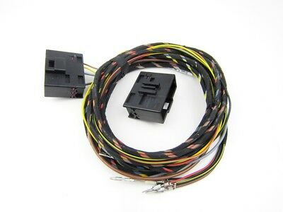 Wiring Loom Harness Cable Set Heated Seats Sh for Vw Passat 3C B6 + Variation Cc
