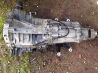 AUDI A4 A5 A6 Q7 AUTOMATIC GEARBOX 58,000 MILES 2012