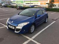 RENAULT MEGANE COUPE 1.5 DCI LOW MILAGE NEW MOT 2009