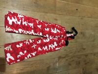 Trespass girls waterproof/skiing trousers