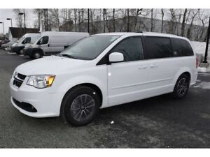 2017 Dodge Grand Caravan Premium Plus 7 passagers+attelage de re