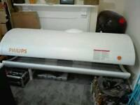 Philips Lay Down Sunbed for sale
