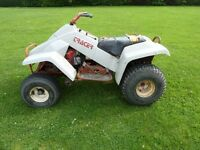 TRACER RIDE ON MOWER NO DECK TOW TRACTOR --16HP Briggs & Stratton Engine good runner electric start
