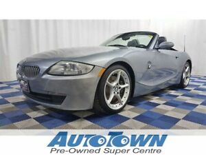 2006 BMW Z4 3.0si/LEATHER/MEMORY HTD SEATS