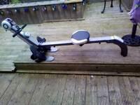 Rowing machine/gym