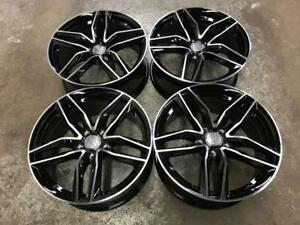 18 5 Spoke Audi replica wheels (Audi A3 A4 S3 S4 Q5...)