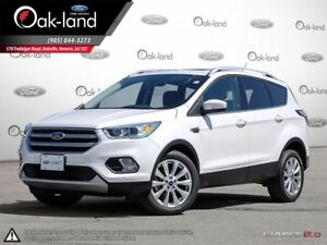 2017 Ford Escape Titanium Titanium|Ext Warranty Inc|2.9% Fin...