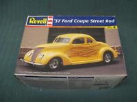Plastic Model Kits Ford Coupe Street Rod