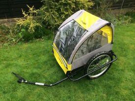 shetland cycle trailer