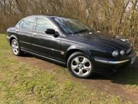 AUTOMATIC JAGUAR X-TYPE - 1 YEARS MOT - SUPERB EXAMPLE- MUCH LOVED CAR