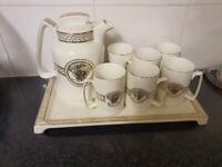 Tea/coffee set Versace
