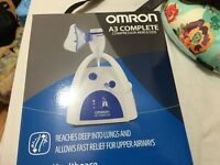 OMron Nebulizer for lung problems