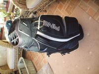 PING 14 WAY DIVIDER TROLLEY BAG