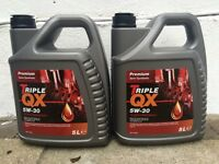 Triple QX 5w30 Semi Synthetic Engine Oil 5Ltr