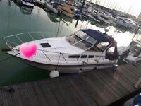 Live aboard boat Brighton Marina