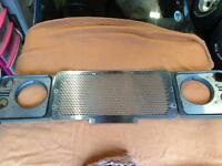 Land Rover defender grill