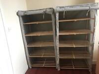 Portable bedding linen storage
