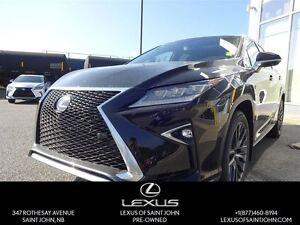 2016 Lexus RX 350 F SPORT SERIES 3