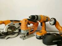 Worx power tool set 18v