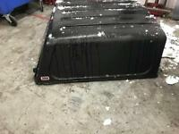 Nissan Navara d22 crew cab snug top load cover