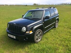 jeep patriot limited CRD 2009 2liter diesel