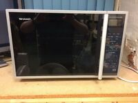 Sharp R959SLMA 40L Microwave Combination Oven