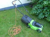 Challenge 1000W Rotary Electric Lawn Mower