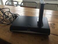 Sky Plus HD box & remote £20