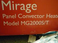 Hyco Mirage panel heater