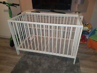 Ikea baby cot £25